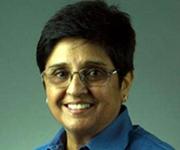 Image of Dr. Kiran Bedi