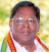 Image of Thiru. V. NARAYANASAMY