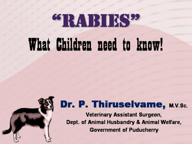 Image of Rabies